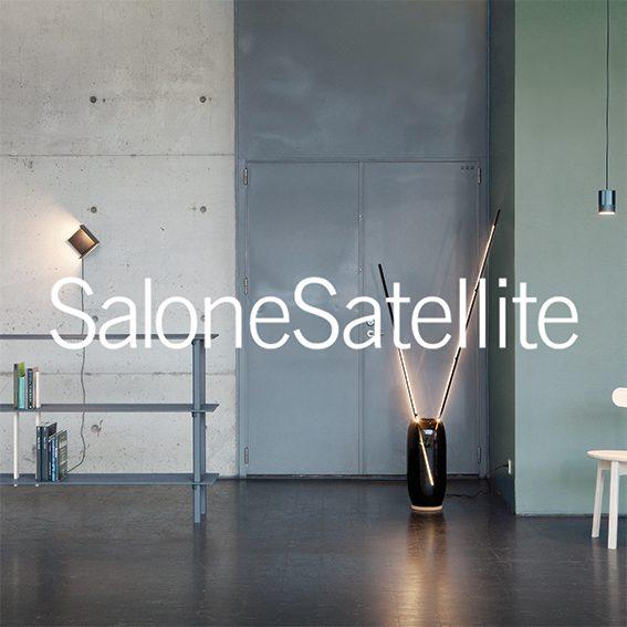 Salone Satellite Exhibition with Kasper Nyman
